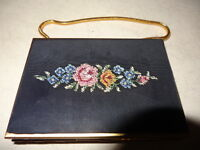 Vintage Compact Vanity Purse - Like New Condition!