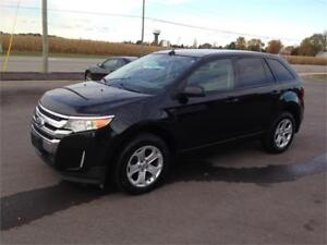 2013 Ford Edge SEL LOADED ONLY 100KM  MINT