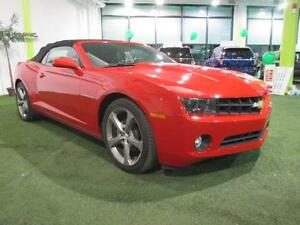 2013 CHEVROLET CAMARO  2LT CONVERTIBLE A $94/SEMAINE
