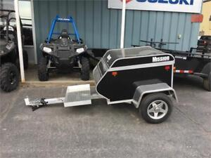 Mission motorcycle trailer 3x4, for Goldwing or Spyder, $2499