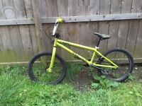 Voodoo BMX used but good condition and working order quick sale 15.00
