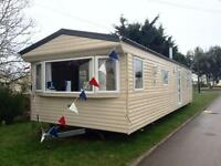 Static Caravan Steeple, Southminster Essex 2 Bedrooms 6 Berth Willerby Rio 2009