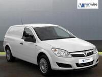 2011 Vauxhall Astra CLUB CDTI Diesel white Manual