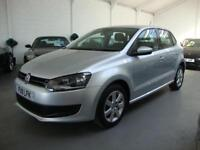 2011 Volkswagen Polo 1.4 SE 5dr