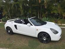 2001 Toyota MR2 Spyder Convertible Ormeau Gold Coast North Preview
