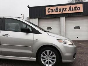 2007 Mazda 5 GS clean title, Accident free, safety certified