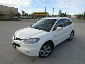 2007 ACURA RDX *TURBO,LEATHER,SUNROOF,SH ALL WHEEL DRIVE!!!*