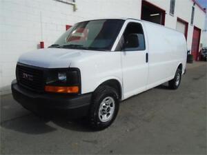 2010 GMC Savana Cargo Van ~ 237000 ~ 9999.00