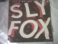 Vinyl 12in 45 Let's Go All The Way / Como Tu Te Llama? (Extended Remix )/ Sly Fox