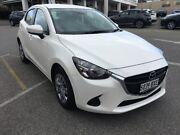 2018 Mazda 2 DJ2HAA Neo SKYACTIV-Drive White 6 Speed Sports Automatic Hatchback Bridgewater Adelaide Hills Preview