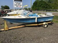 "14' FISHING BOAT ""REDUCED"""