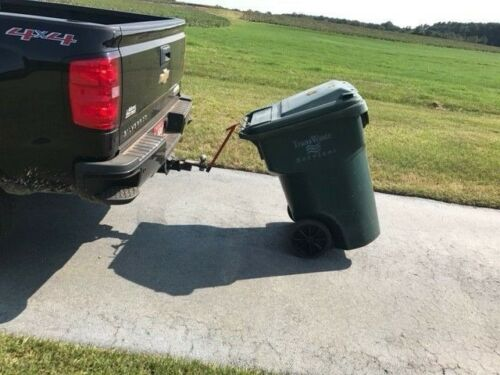 Trash Can Garbage Puller Residential Commercial Trash and garbage hauler