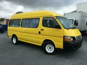 2003 Toyota HiAce LH184R Commuter Yellow 5 Speed 5 Speed Manual MCV Currumbin Waters Gold Coast South Preview