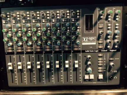 SSL X DESK ANALOG SUMMING East Perth Perth City Preview