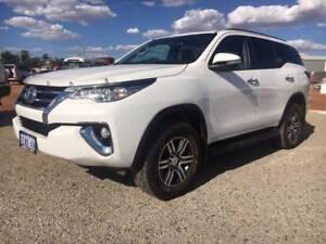 2015 Toyota Fortuner SUV Wongan Hills Wongan-Ballidu Area Preview