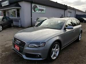 2011 Audi A4 2.0T Premium /Certified / Dynasty Auto
