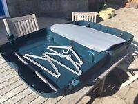 LargeHard Case Samsonite Suitcase £30 ono