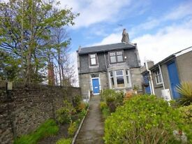 2- bed Flat in Detached House in central Aberdeen for Sale