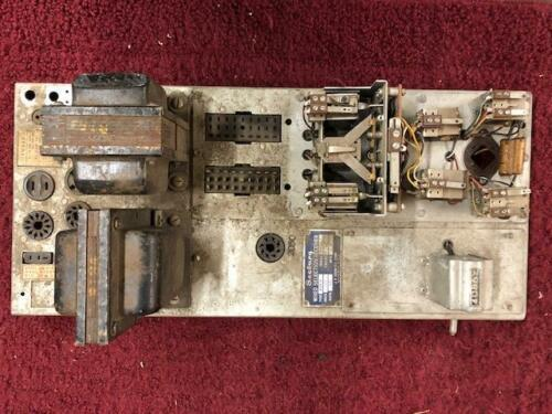 Seeburg Wired Selection Receiver Type WSR6-L6-Untested  (DB)