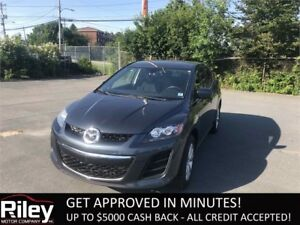2011 Mazda CX-7 GS STARTING AT $129.02 BI-WEEKLY