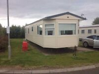 3 bedroom caravan for hire at craig tara