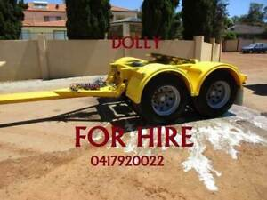 DOLLY FOR HIRE, BOGIE Pickering Brook Kalamunda Area Preview