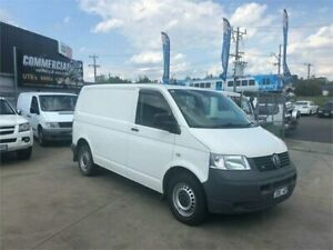 2010 Volkswagen Transporter T5 MY08 (SWB) White 6 Speed Tiptronic Van Lilydale Yarra Ranges Preview