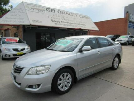 2007 Toyota Aurion GSV40R AT-X 6 Speed Automatic Sedan Granville Parramatta Area Preview