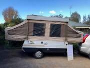Caravan - Jayco Camper Van, Sleeps up to 6 with 3 Double Beds Kambah Tuggeranong Preview