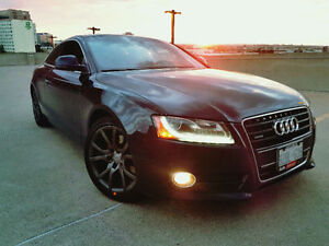 Audi A5 3.2 V6 AWD,  Certified and Etested  Like New