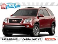 2012 GMC Acadia SLE1 AWD *3rd Row-Remote Start-Tow Package*