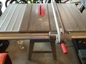 NEW PRICE - Craftsman 10in Table Saw