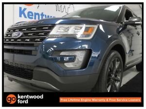 2017 Ford Explorer XLT 4WD, NAV, sunroof, heated seats, separate