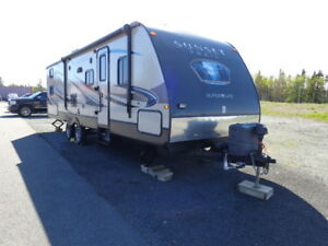 2014 Super Lite Sunset Trailer ST290QB (Immaculate)