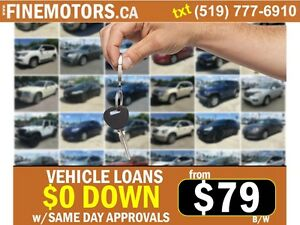 2012 FORD FUSION SE * POWER ROOF * LOW KM * CAR LOANS FOR ALL London Ontario image 2