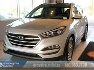 2018 Hyundai Tucson 2.0L SE AWD-Leather-Pano Sunroof-Blind spot-