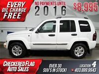 2006 Jeep Liberty Limited DIESEL(CRD) Limited 4x4  W/ Heated Lea