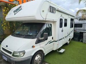 2004 Ford Transit White Motor Home Bellevue Swan Area Preview