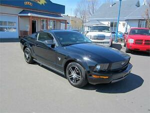 FORD MUSTANG 2009 * AUTOMATIQUE * A/C , FULL ÉQUIPE !