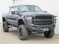 2012  F-350 Diesel Lariat Lifted 8Inch Only 47000km. EGR Delete!