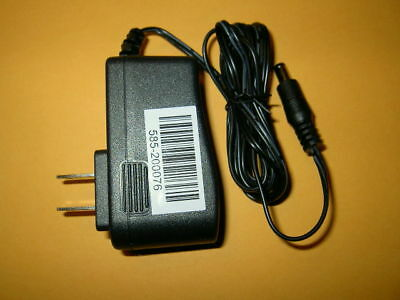 6VDC  AC/DC Adapter New Power supply ,6 volt DC 800mA  transformer NEW fast ship ()