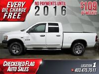 2008 Dodge Ram 1500 SLT W/ 4X4-Alloy Wheels-Factory Tow