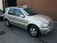 MERCEDES-BENZ ML350 3.7L 2005 / 150000 KM AUTOMATIQUE FULL