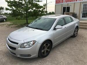 2009 CHEVROLET MALIBU 2LT - VALID E TEST - SUNROOF - LOW KM