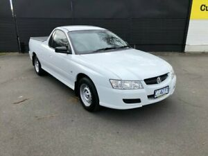 2006 Holden Ute VZ MY06 White 4 Speed Automatic Utility Invermay Launceston Area Preview