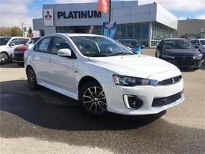 2017 Mitsubishi Lancer SE LTD DEMO SPECIAL - SAVE $3000