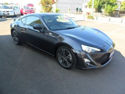 2013 Toyota 86 ZN6 GTS Dark Grey 6 Speed Sports Automatic Coupe