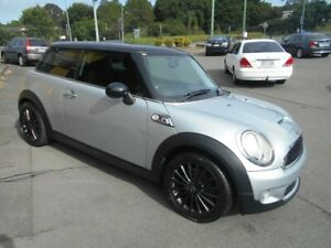 2009 Mini Clubman R55 Cooper S Silver 6 Speed Manual Hatchback Waterford Logan Area Preview