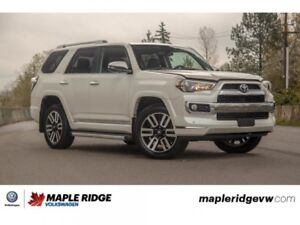 2016 Toyota 4Runner SR5 NO ACCIDENTS, BC CAR, SUPER LOW KM!