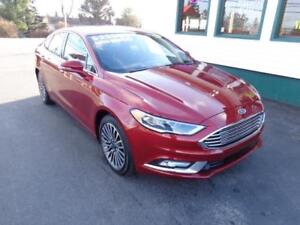 2017 Ford Fusion SE AWD Loaded for only $175 bi-weekly all in!